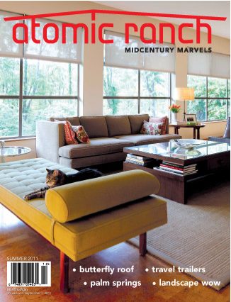 Modern Charlotte - Atomic ranch magazine