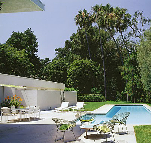 Celebrating the mid-century modern pool • Modern Charlotte, NC ...
