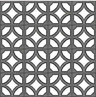 modern charlotte decorative concrete block - Decorative Concrete Block