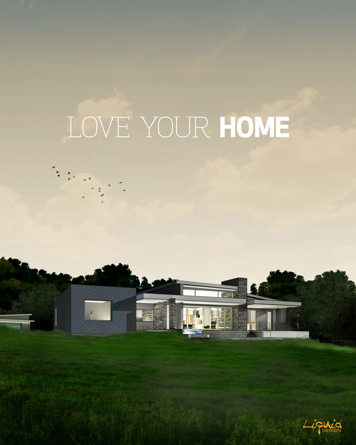 If you cant find it build your modern Charlotte home Modern