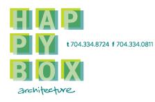 Modern Charlotte - Happy Box Architecture - logo