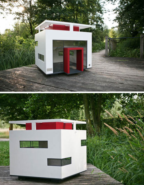 Cubix Modern Dog House Sale