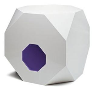 Modern Charlotte - mod cat cube