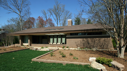 Introducing W Stanley Russell Architect Modern