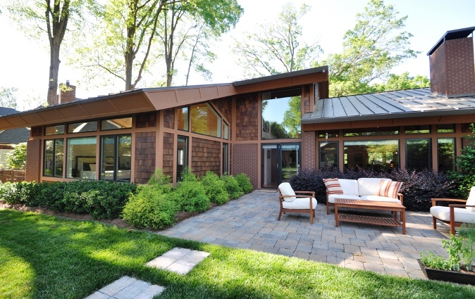 Amazing Mid Century Modern Homes Wilmington Nc Contemporary - Simple ...