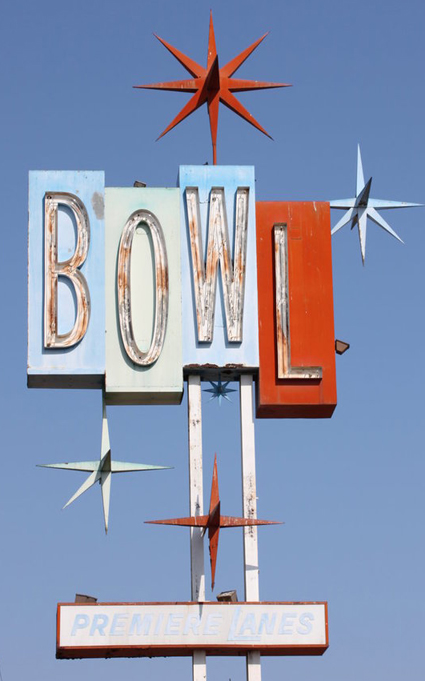 bowl sign