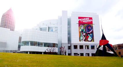 Tour of the Picasso to Warhol Exhibit at High Museum in ATL