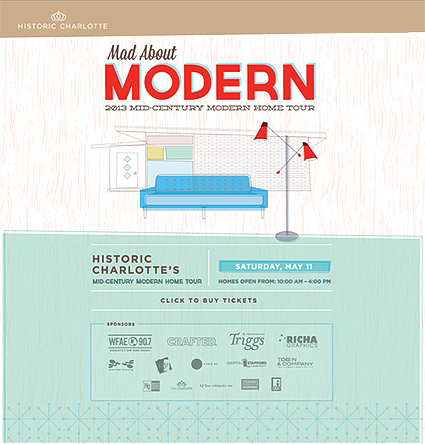 Mad About Modern: 2013 Mid-Century Modern Home Tour