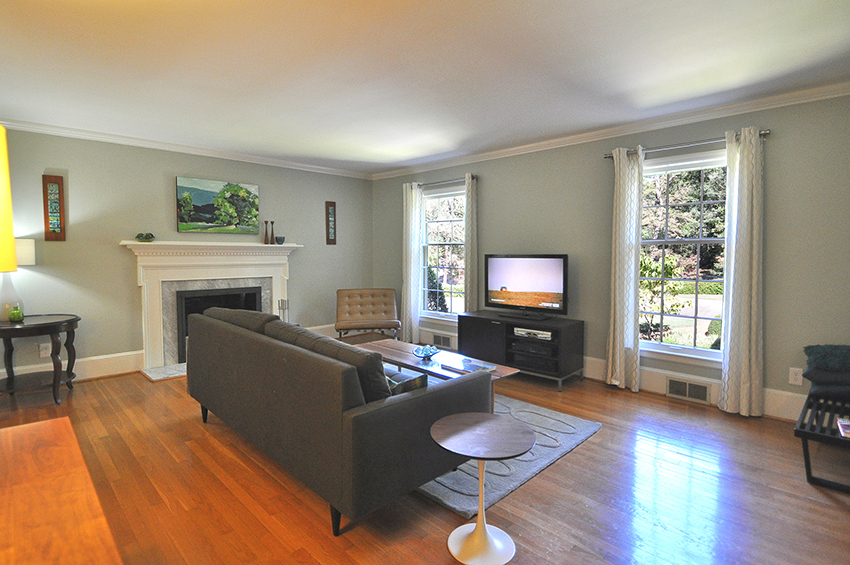 Transitional Tri Level South Charlotte Sherwood Forest