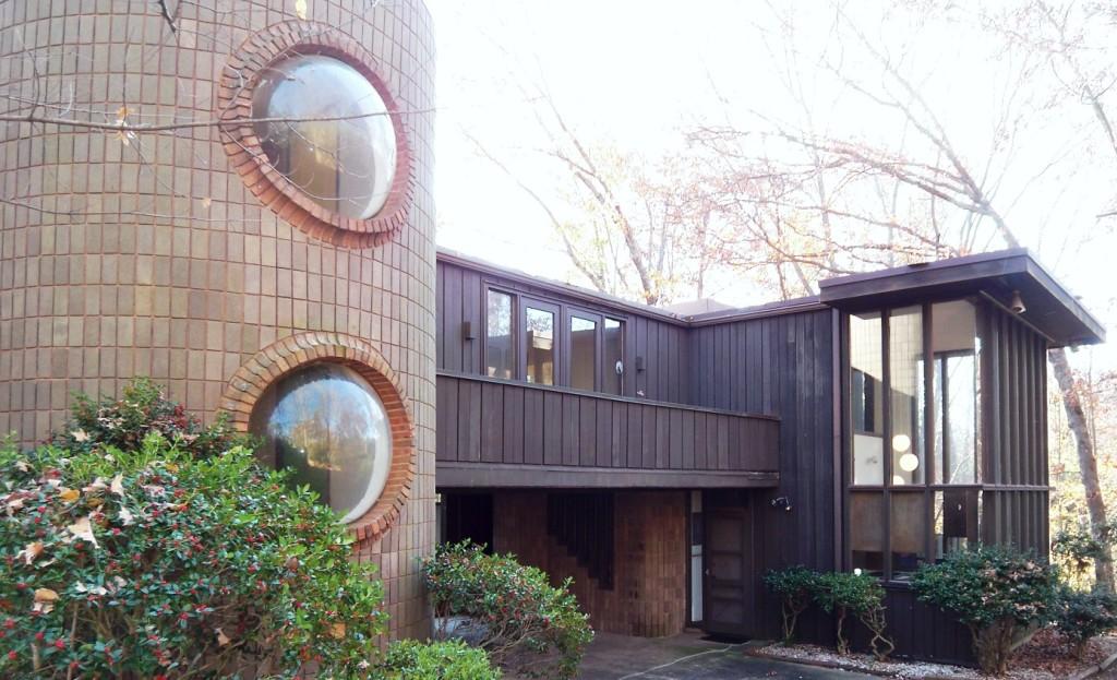 Bernstein modernist home