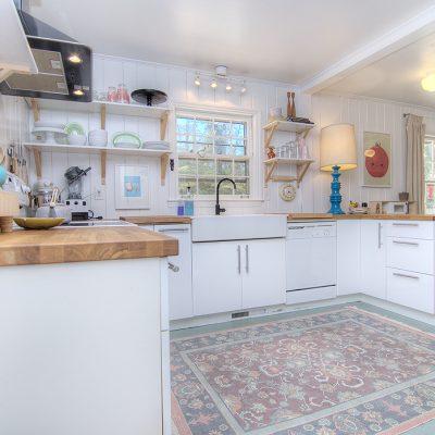 Sunny Cottage Kitchen