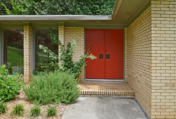 mid-century modern home Archives • Modern Charlotte, NC Homes For ...