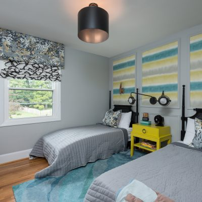 1824 Tamworth Dr - MCM Retro Luxury - Bedroom