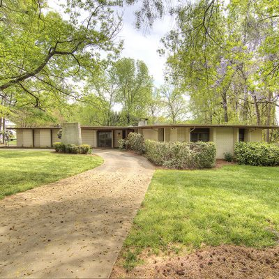 Fabulous Original Modernist Home