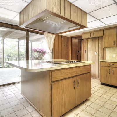 Modernist Home Kitchen