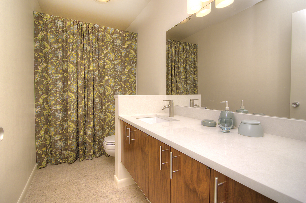 atomic ranch bathroom 3514 mill pond rd modern charlotte nc homes for sale mid