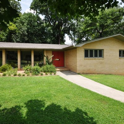 7101 Terrace Dr | Mid Century Modern Home | Stonehaven