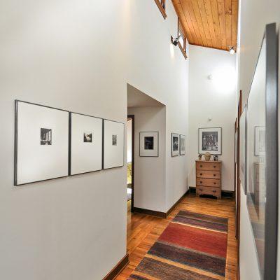 3625 Glenkirk Rd - Gallery with Skylights