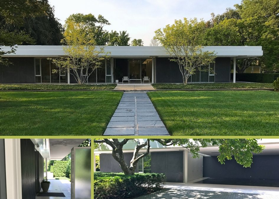 A Modernist Masterpiece – the Miller House – Part 1