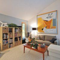 2008 Broadleaf Pl | California Modern Home | Living Room