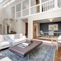 3320 Windbluff Dr | California Contemporary Home | Living Room