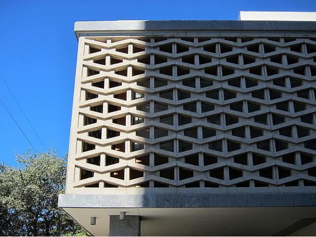 Modern Charlotte Decorative Concrete Blocks